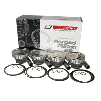 V.A.G 1.8L 20v Turbo Wiseco pistons 81.50mm-0